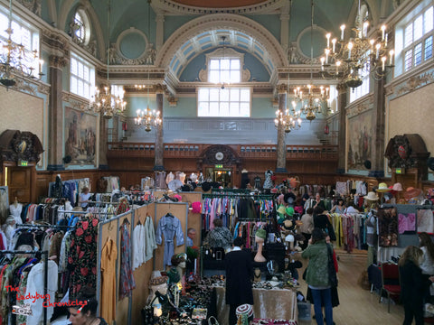 Vintage Shopping In London by TheLadytBugChronicles!