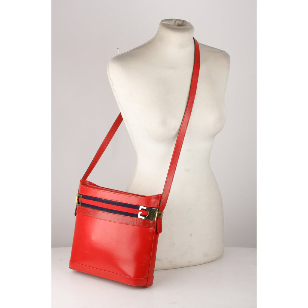 Vintage Bucket Shoulder Bag