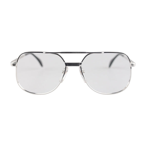 10K GF White Gold Filled Sunglasses Mod 414 56mm - OPHERTY & CIOCCI