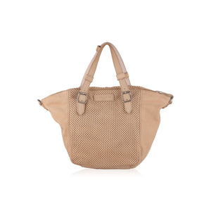 Perforated Dominique Tote Bag