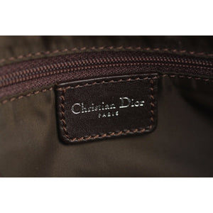 Christian Dior Monogram Trotter Romantique Small Boston Bag