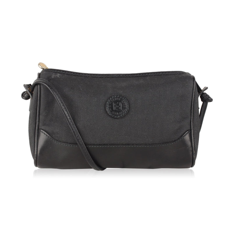 Fendi Vintage Messenger Crossbody Bag