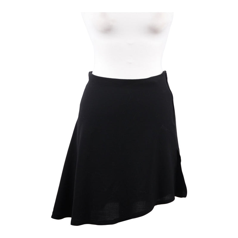 Chanel Asymmetric Mini Skirt Size 38