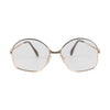 1/20 10K GF Gold Filled Sunglasses Mod 516 Gold 54mm