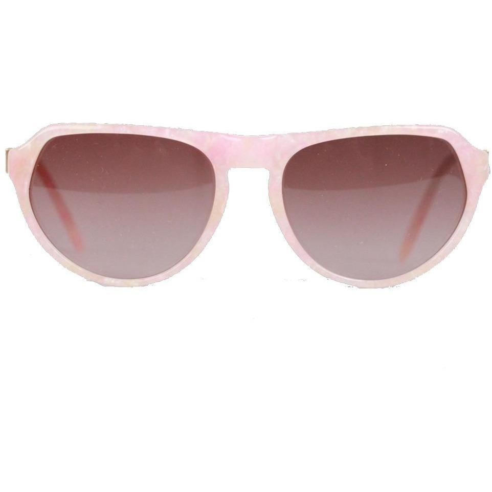 Yves Saint Laurent Yves Saint Laurent Vintage Pink Sunglasses Mod. Priam 54mm New Old Stock