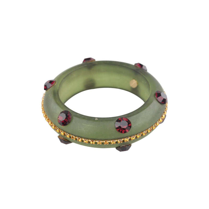 Haute Couture Bangle Bracelet