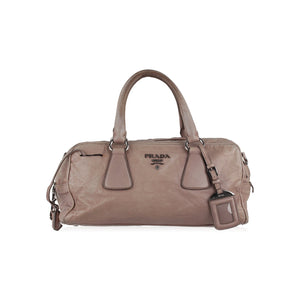Prada Nappa Antique Bauletto Bag