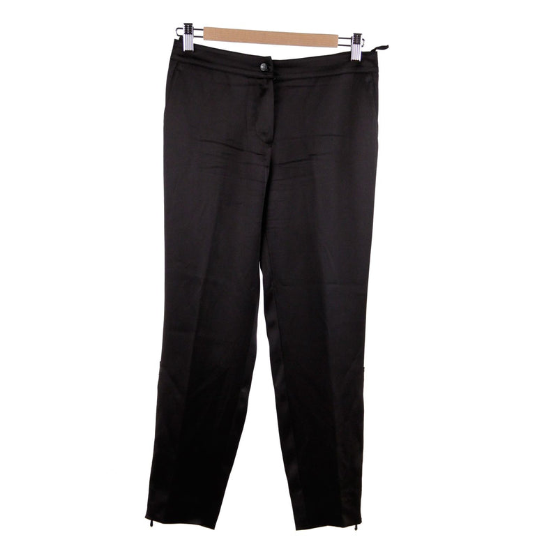 Trousers with Zip Detail Size 36