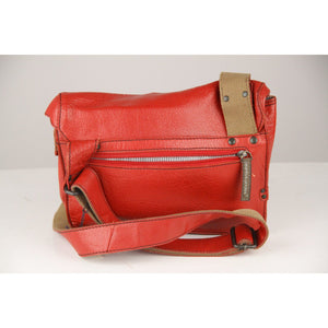 Flap Messenger Bag