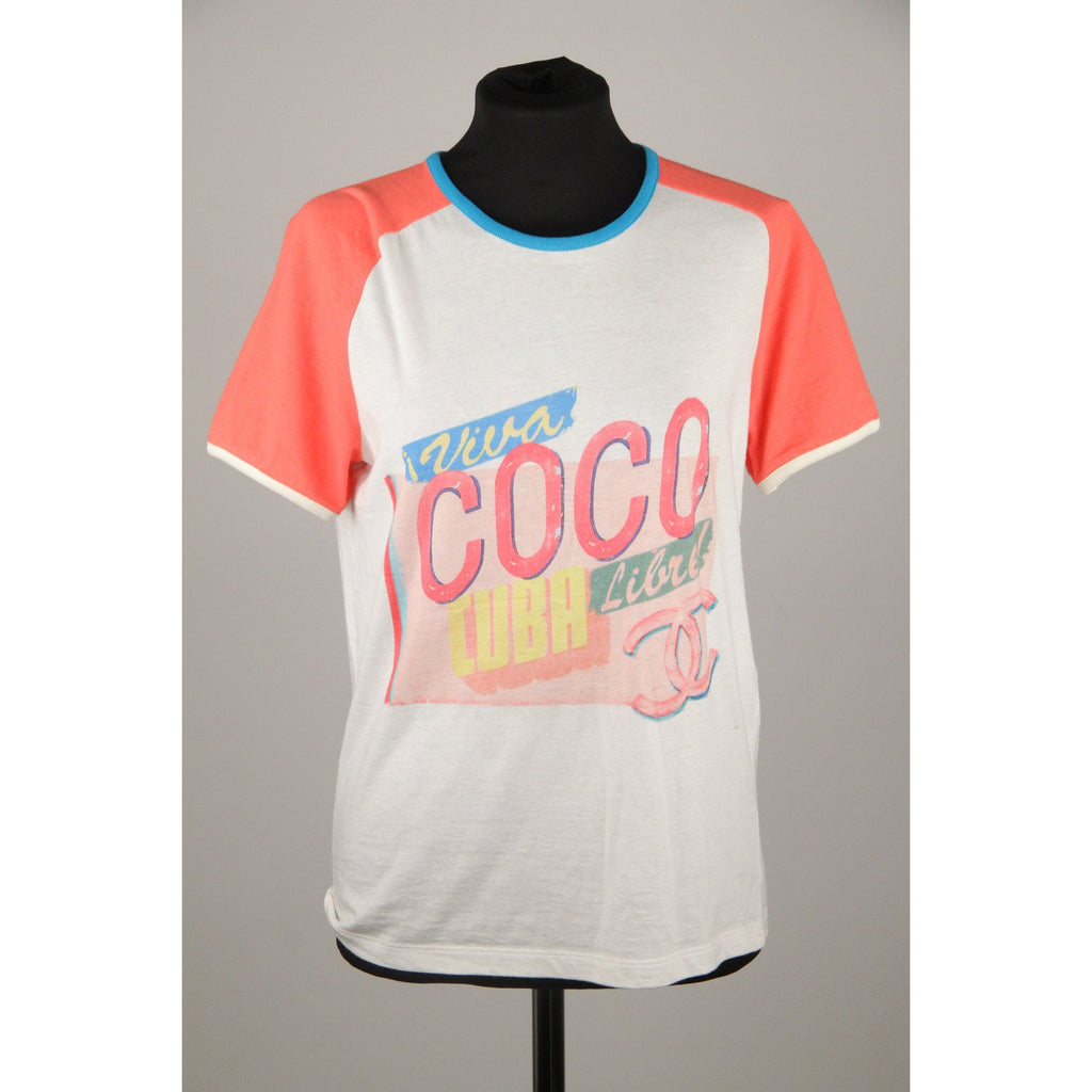 Coco Cuba Cruise Collection Tee Top T Shirt