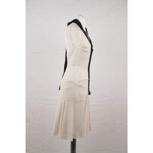 Skater Halterneck Dress