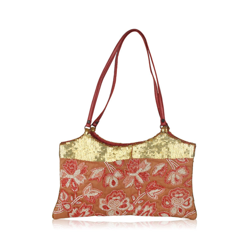 Embellished Tote Bag