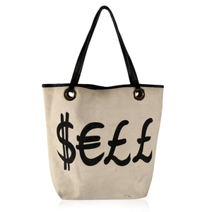 Moschino Cheap and Chic Sell and Buy Tote Bag