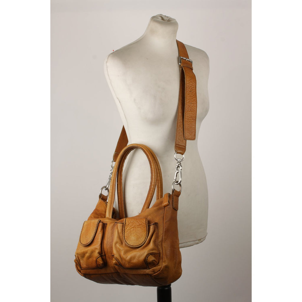 Liebeskind Satchel Bag with Front Pockets