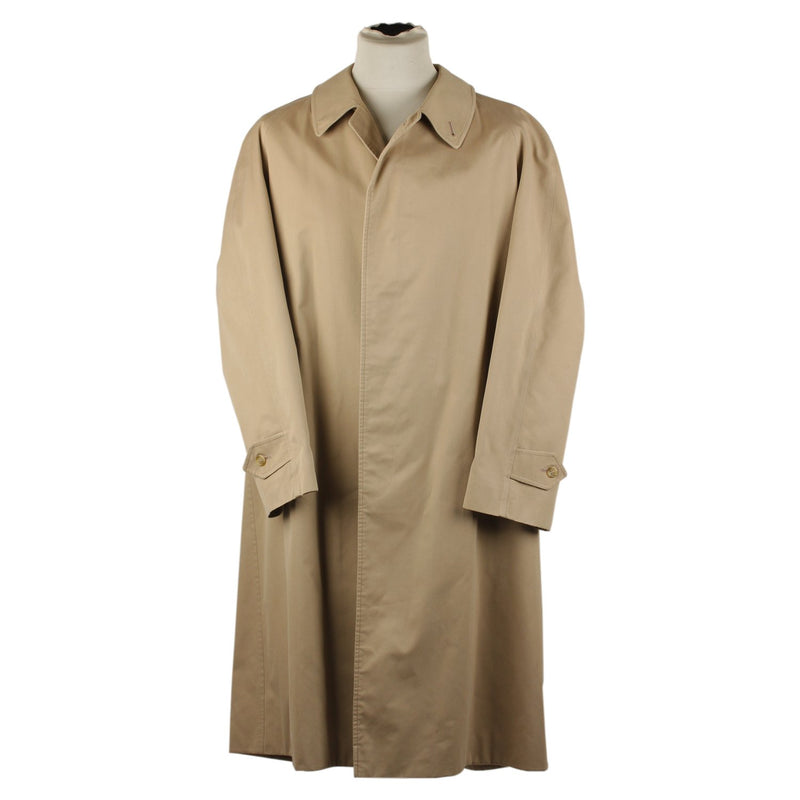 Classic Men Trench Coat Size 52 R