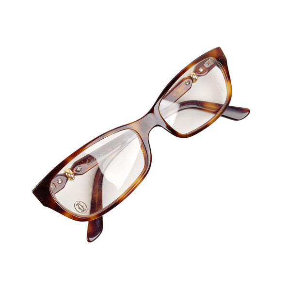 Cartier Paris Mint Eyeglasses Trinity Mod. MARION T8100995 55-15 140mm
