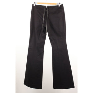 Gucci Criss Cross Lacing Pants Size 40