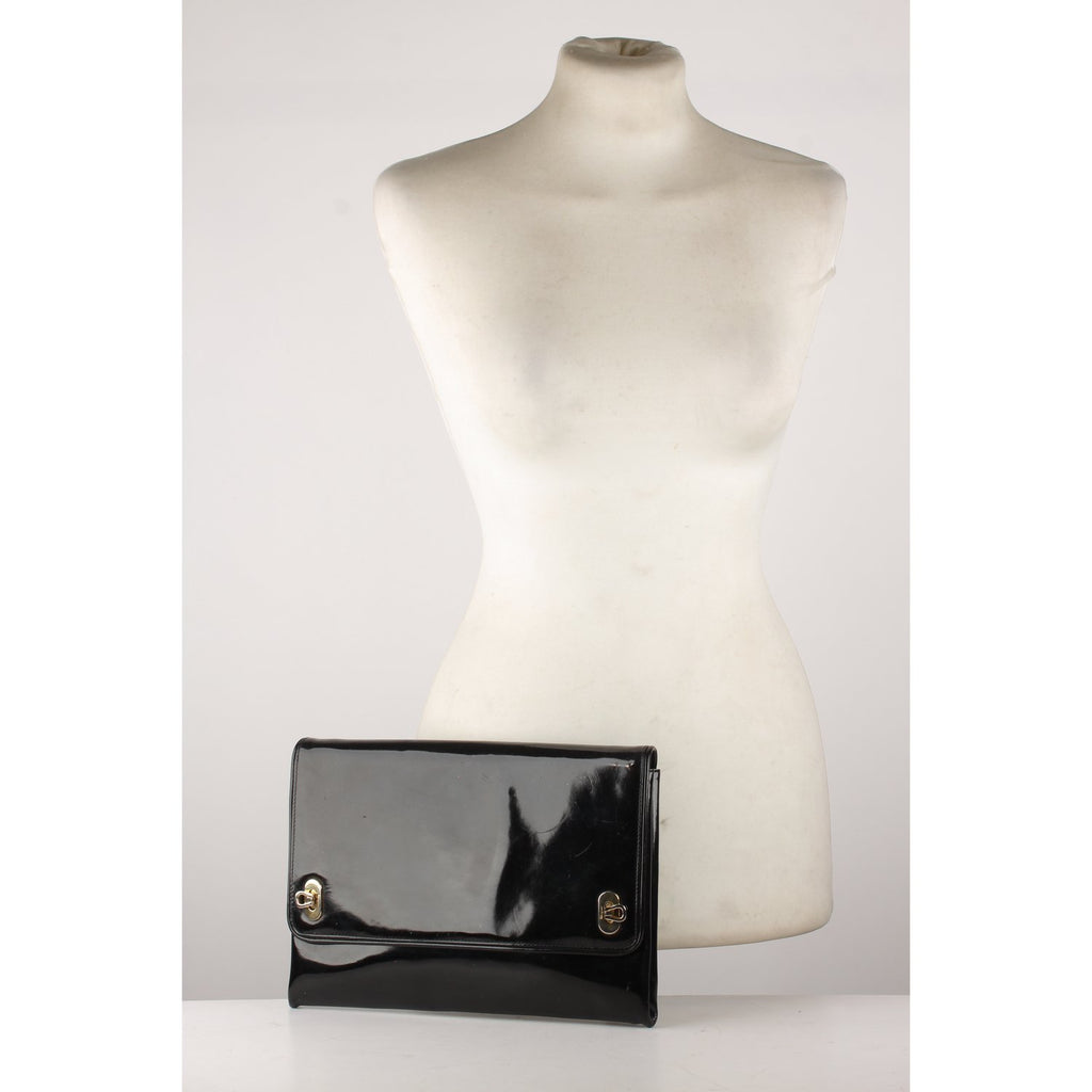 Salvatore Ferragamo Vintage Clutch Bag