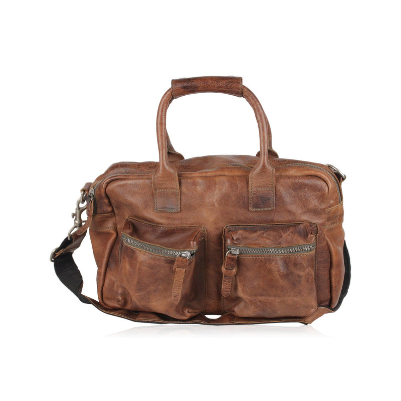 The Bag Satchel with Shoulder Strap