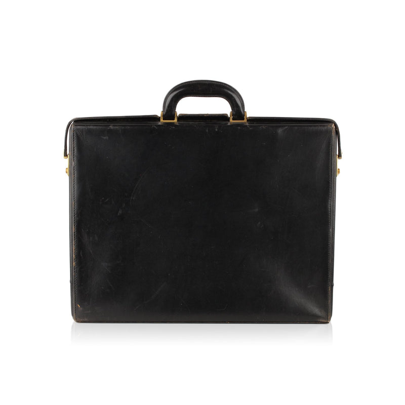 Gucci Vintage Hard Side Briefcase