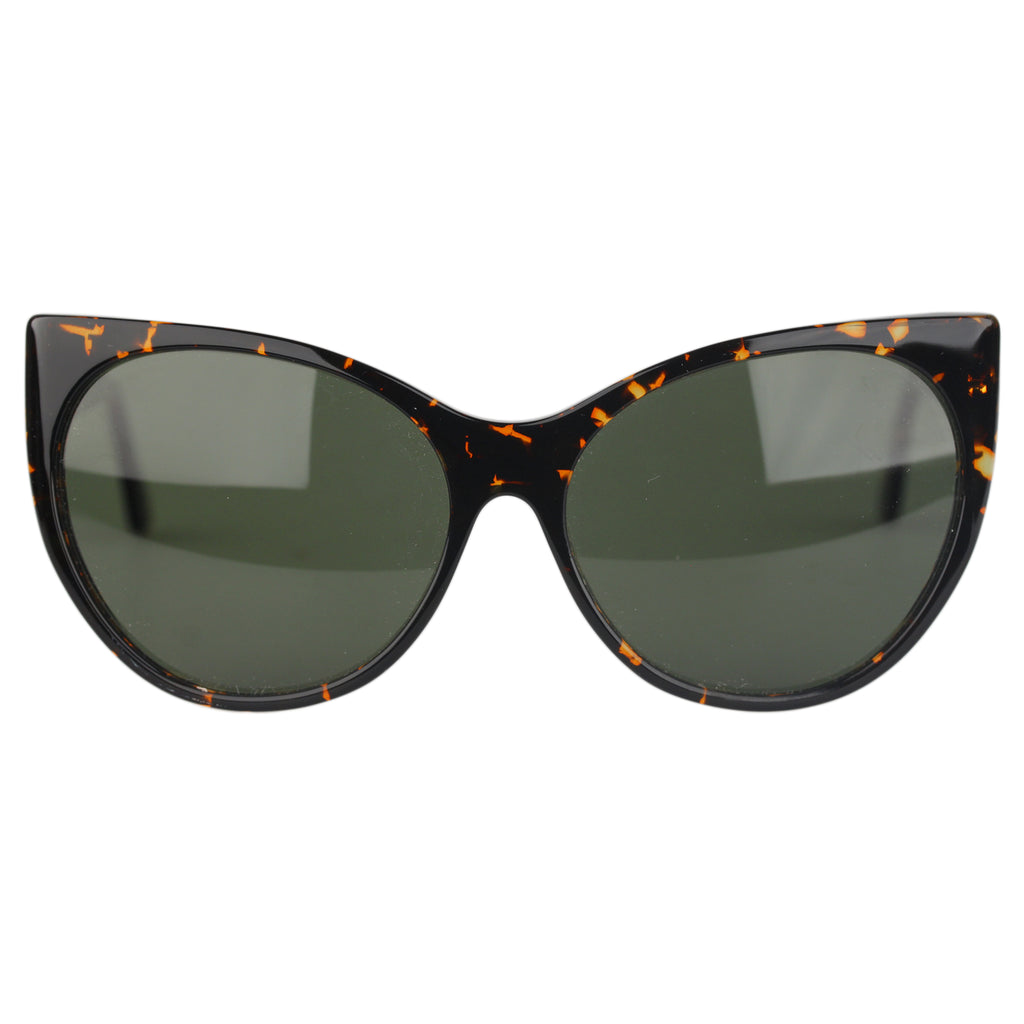 Oversized Brown Photocromatic Sunglasses Mod. Siwa