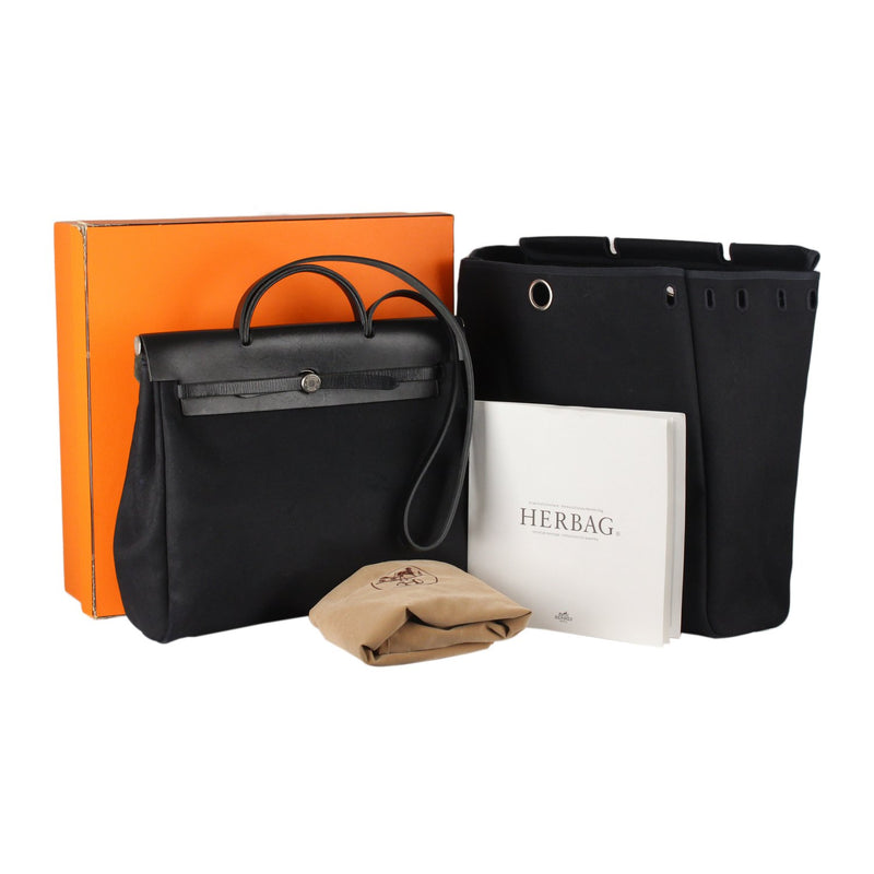 Herbag Satchel Bag 2 in 1