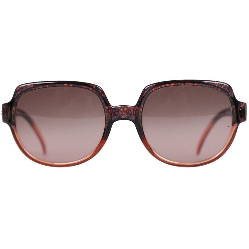 Vintage Orange Women Sunglasses Mod. 2020 50mm