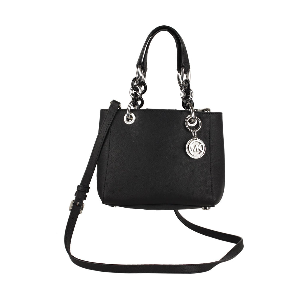 Michael Kors Cynthia Mini Satchel with Strap
