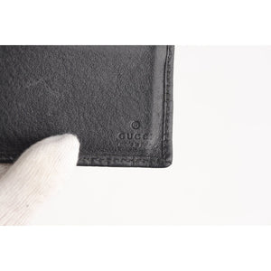 Gucci Bifold Wallet with Microguccissima Trim