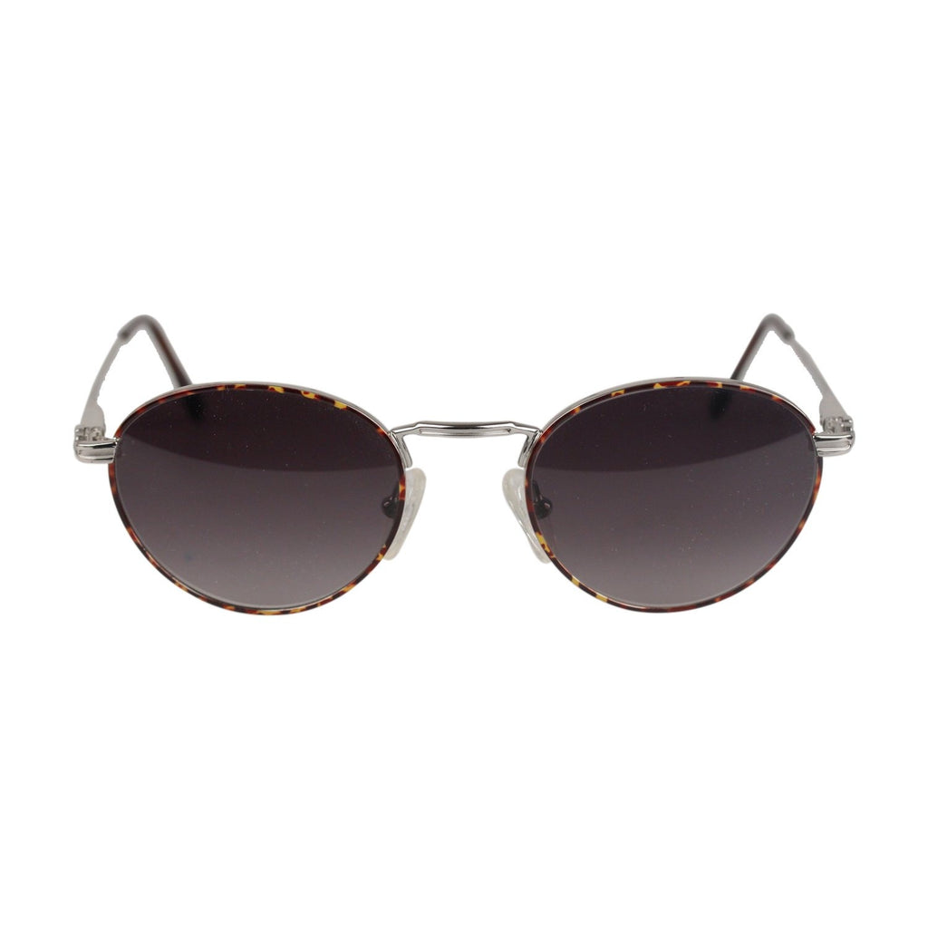 Marcolin Vintage 80s Silver Metal Sunglasses Mod. 6343 49mm New Old Stock
