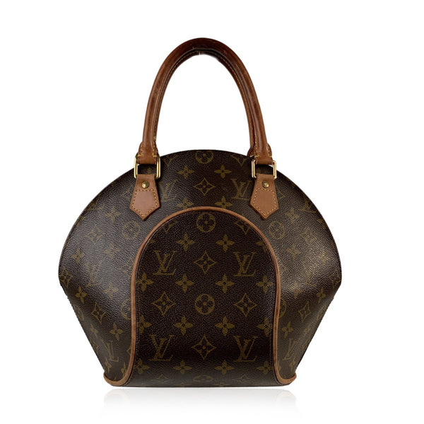 Louis Vuitton Monogram Canvas Ellipse MM Top Handles Bag