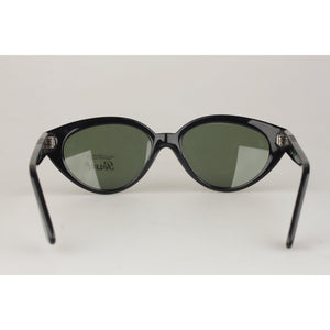 Black Cat-Eye Sunglasses Mod. Carol 853 56mm