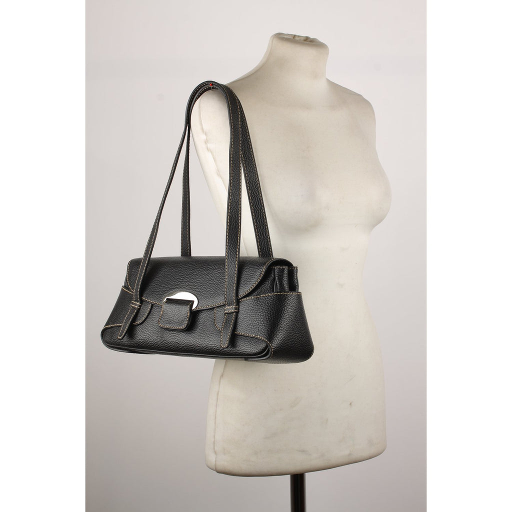 Maison Mollerus East-West Shoulder Bag