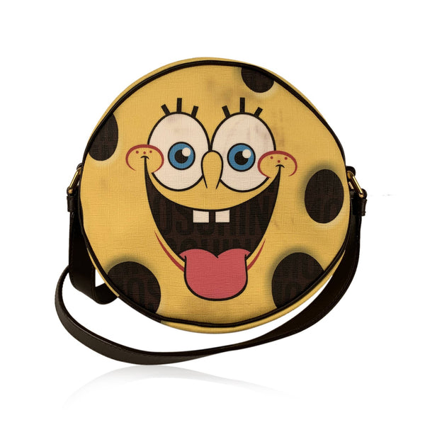 Moschino SpongeBob Print Crossbody Bag