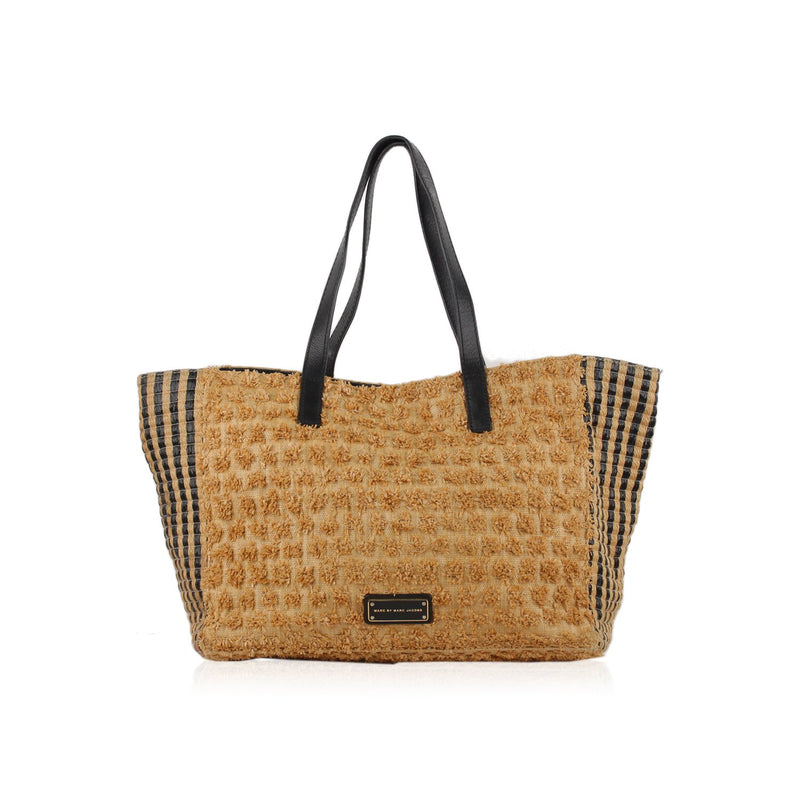 Marc Jacobs Straw Isle De Sea Tina Tote Bag