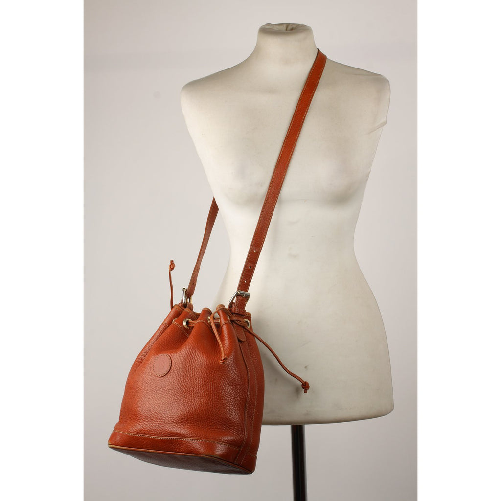 Fendi Vintage Drawstring Bucket Bag