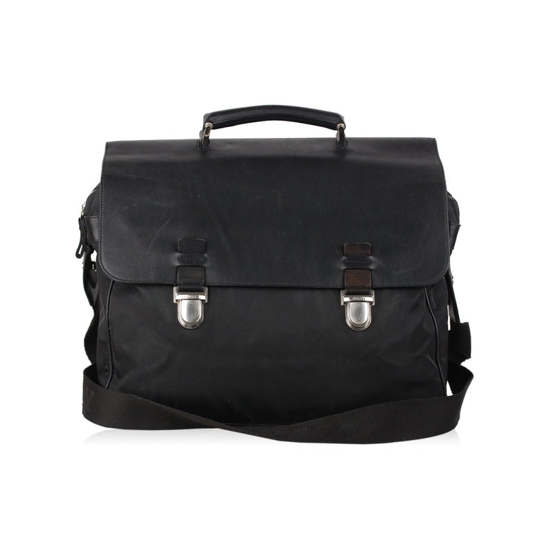 Vintage Briefcase Work Bag