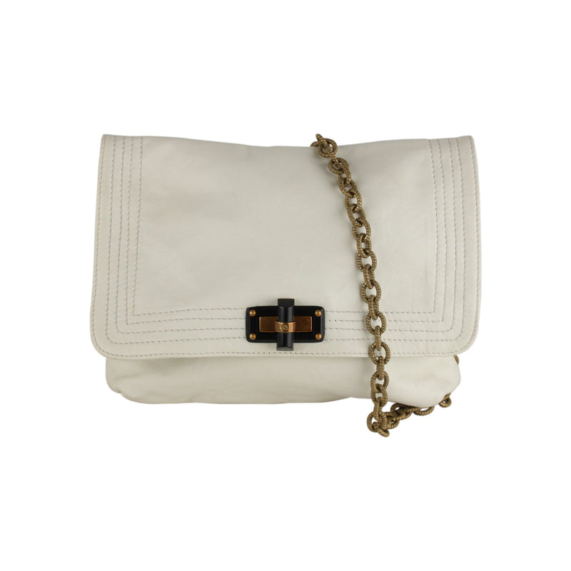 Lanvin Shoulder Bag with Chain