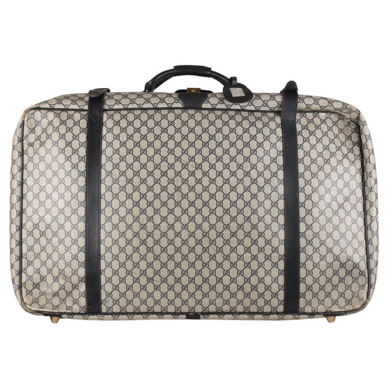 Vintage Monogram Large Suitcase