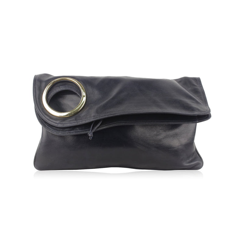 Bottega Veneta Vintage Foldable Clutch Bag