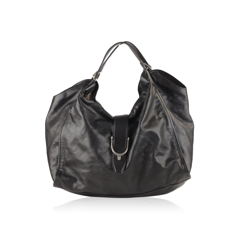 Stirrup Hobo Bag