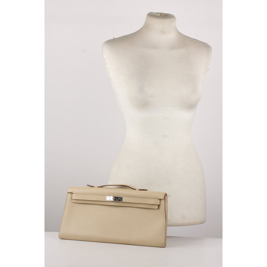 Hermes Kelly Cut Clutch Bag