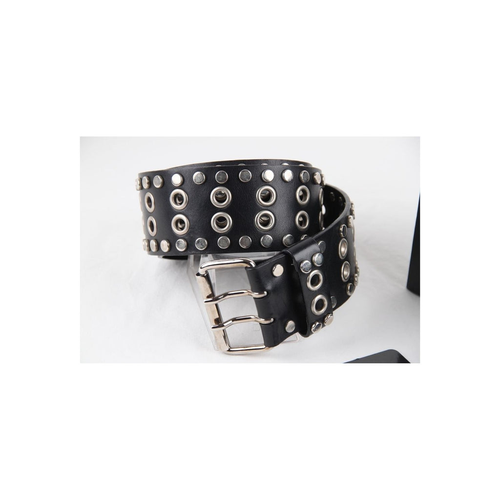 Belt with Studs and Grommets Size 42-90