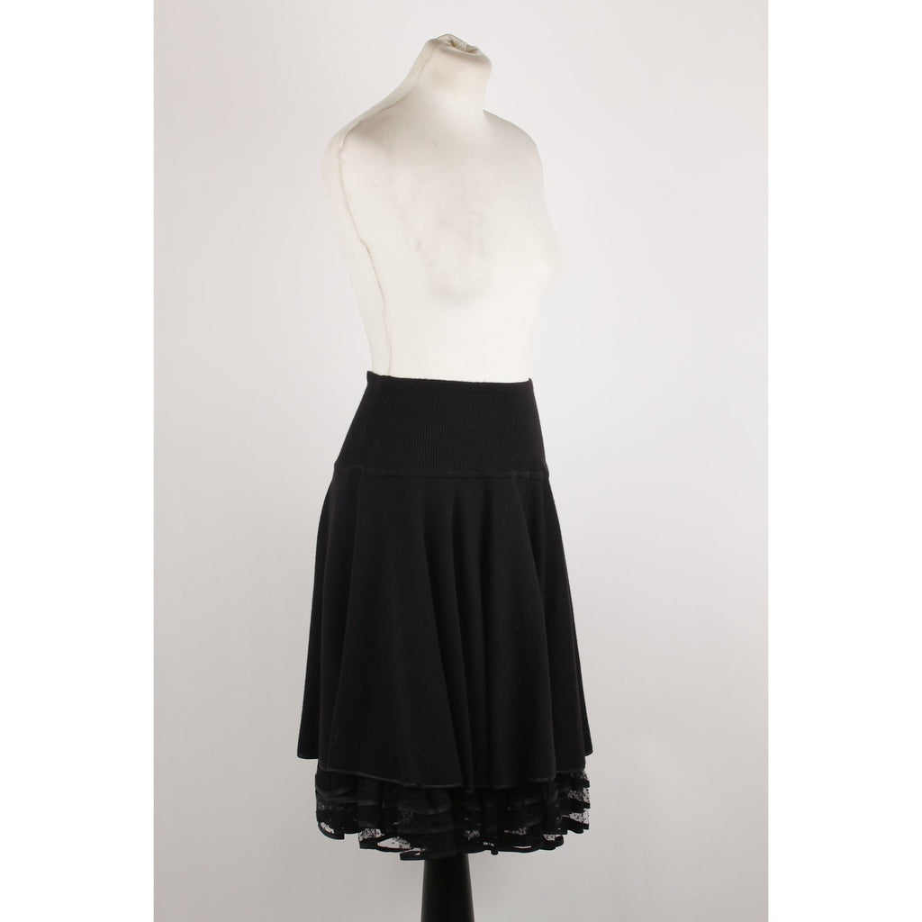 Marlena Knit A-Line Skirt