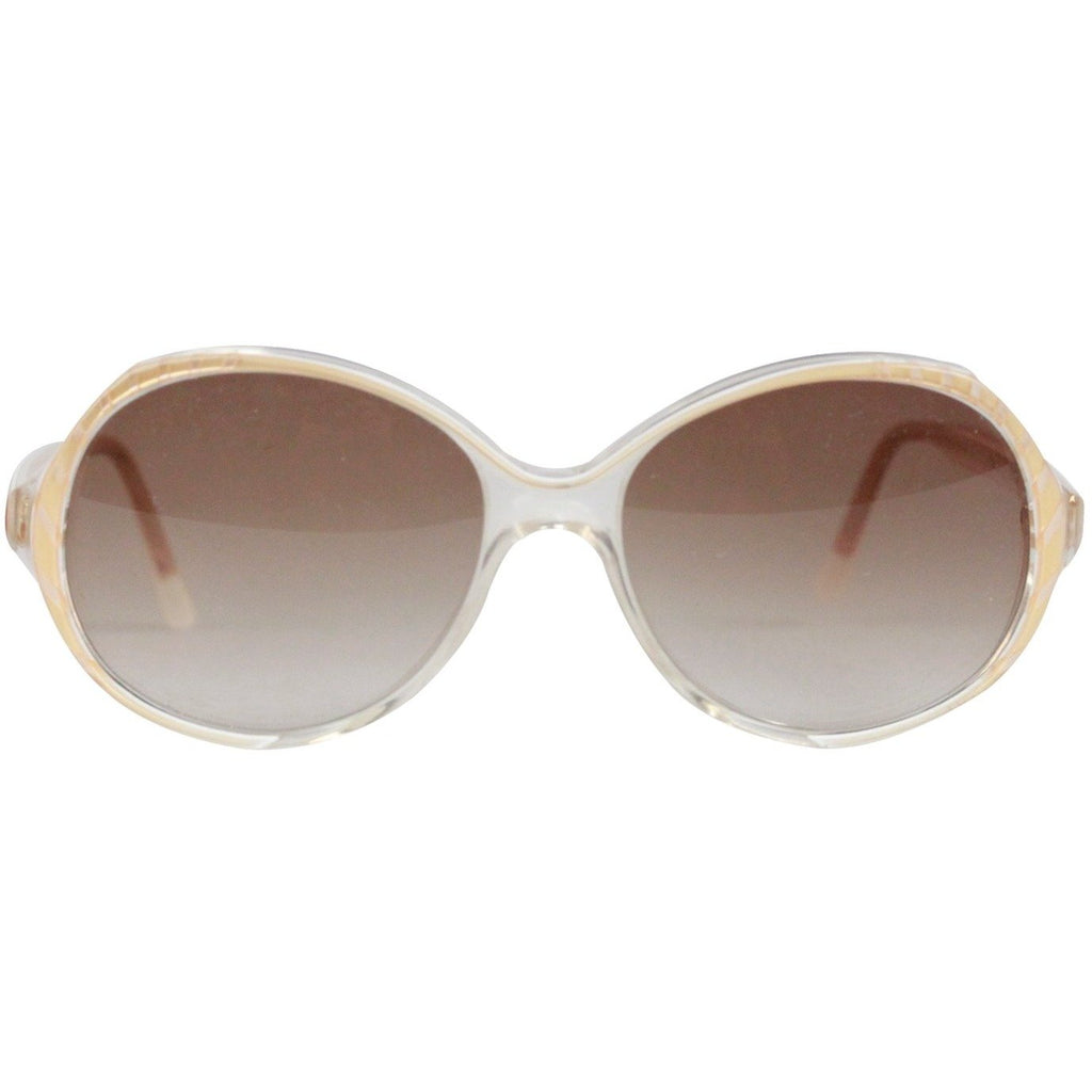 Vintage Ivory Sunglasses 2708 DB 53mm