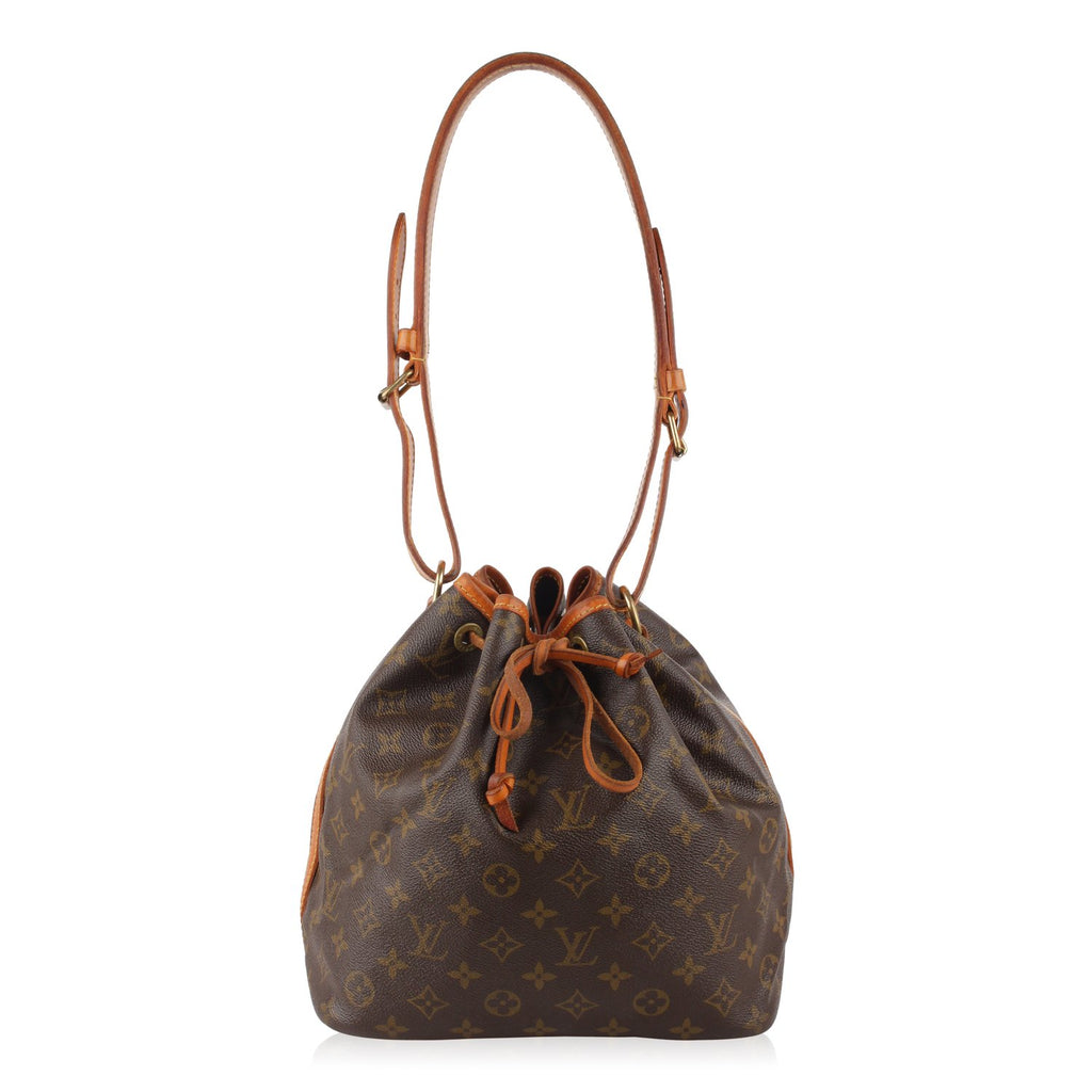 Louis Vuitton Vintage Monogram Petit Noé Shoulder Bag