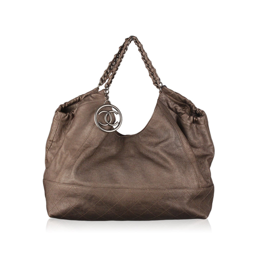 Chanel Limited Edition Coco Cabas Hobo Bag