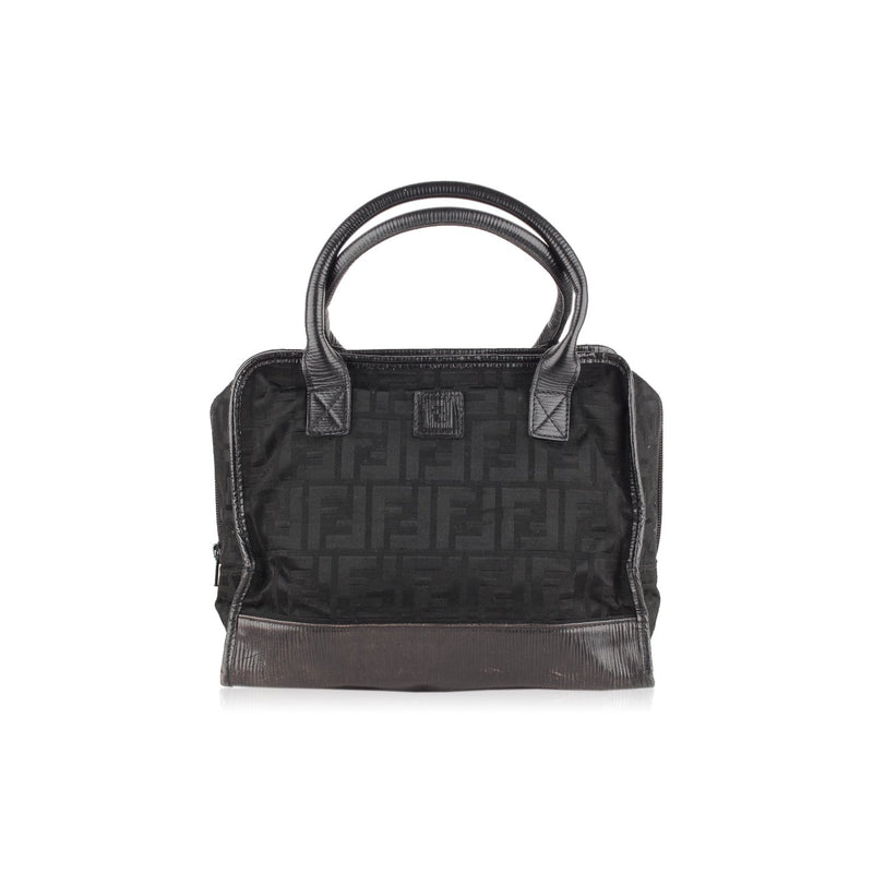 Fendi Vintage Monogram  Satchel Bag