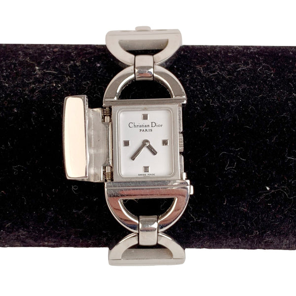 Christian Dior Stainless Steel Pandiora  Wrist Watch