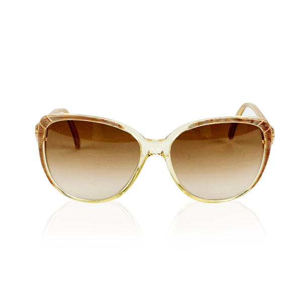 Galileo Vintage Butterfly Sunglasses Mod. Look Secondo 54/17
